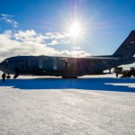 C-17 on the ice